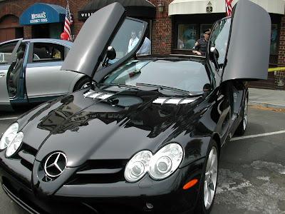 Mercedes SLR McLaren Popular In Uk United Kingdom
