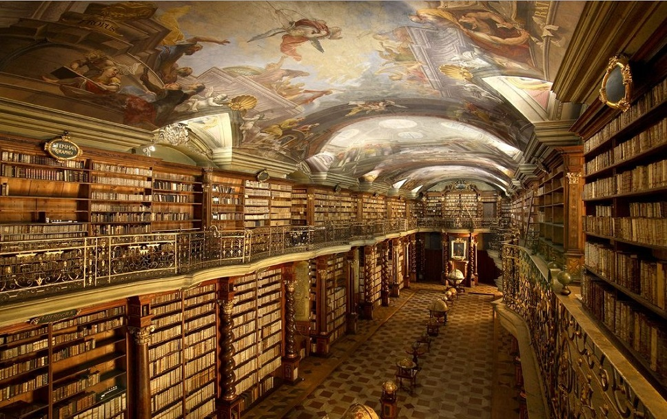 A livraria mais bonita do Mundo