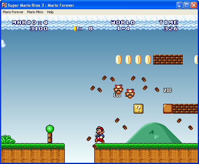 play super mario bros 3 online full version