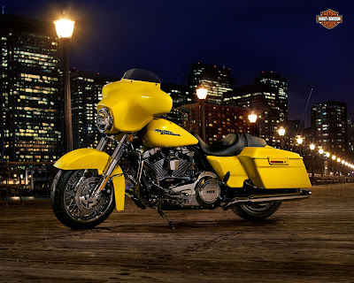 2013 Harley-Davidson CVO Street Glide
