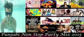 Punjabi+Non+Stop+Party+Mix+2015+Dj+SAHID+MIXING+REWA+MP