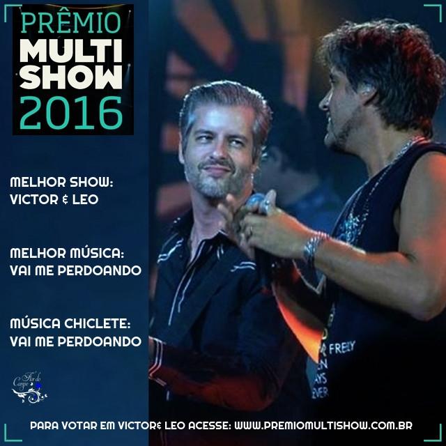 Prêmio Multishow 2016 | Vote em Victor & Leo