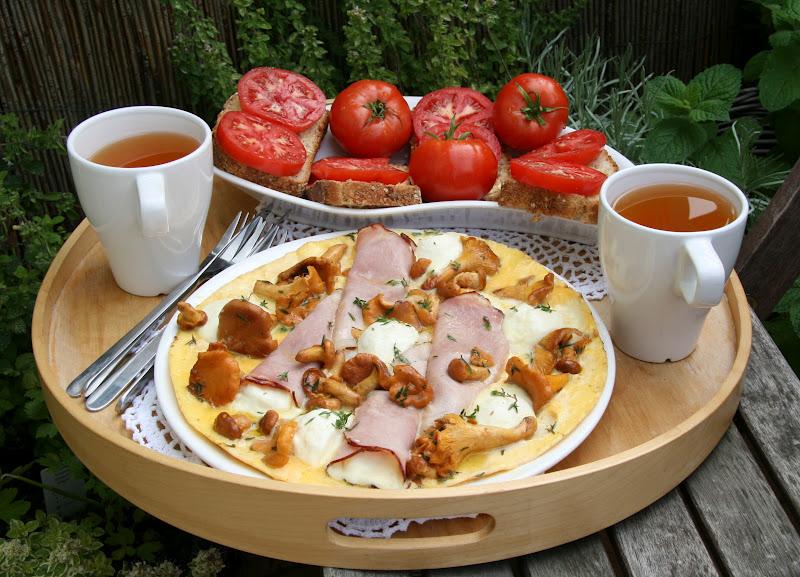 Mojetworyprzetwory śniadanie Do łóżka