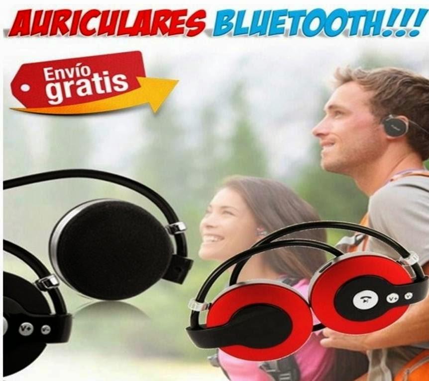 auriculares deportivos bluetooth para correr