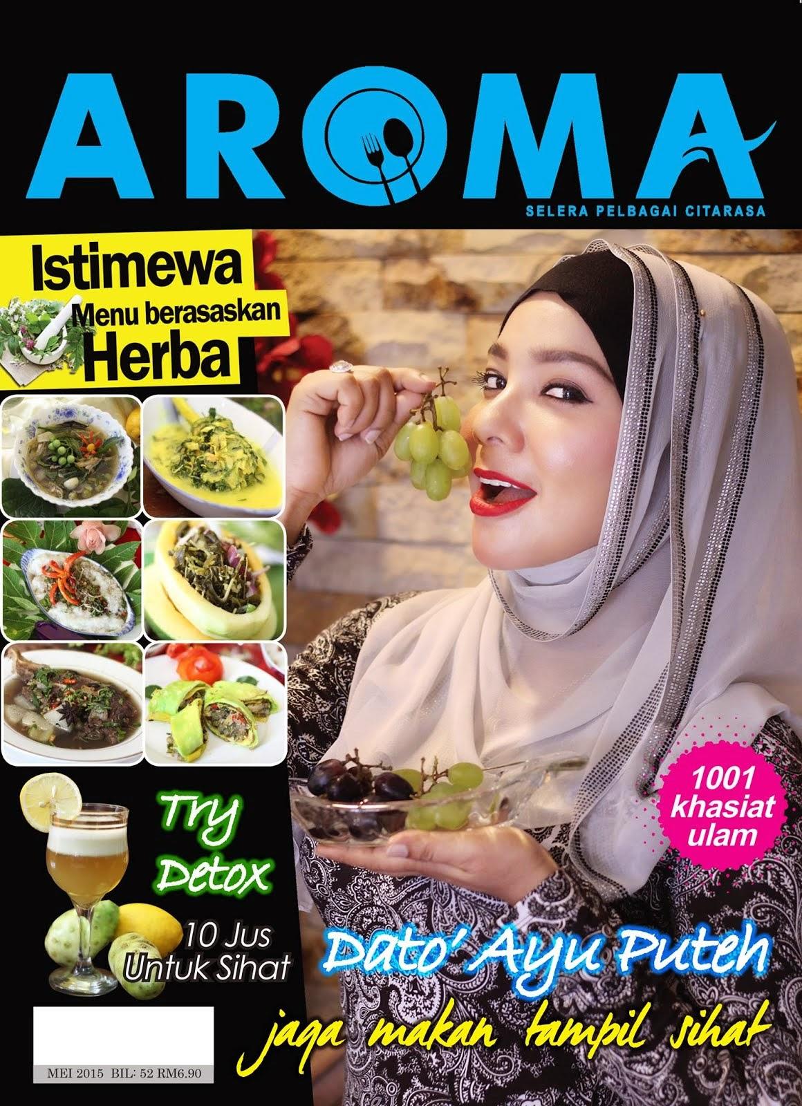 Majalah AROMA Mei 2015