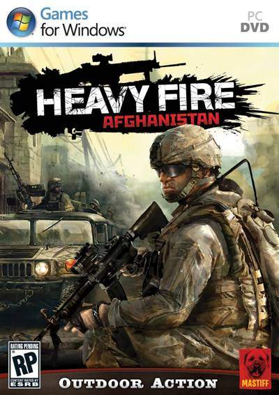 Heavy Fire Afghanistan PC Descargar Full 2012 Ingles Skidrow DVD5