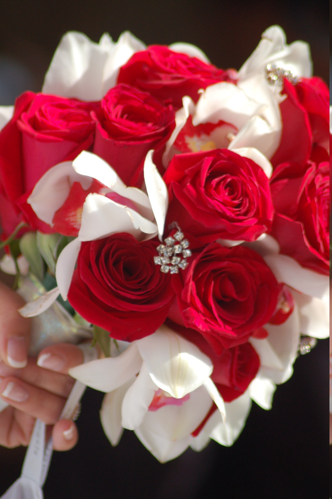 Wedding Flowers Roses | Wedding Flower Design | Wedding Flower