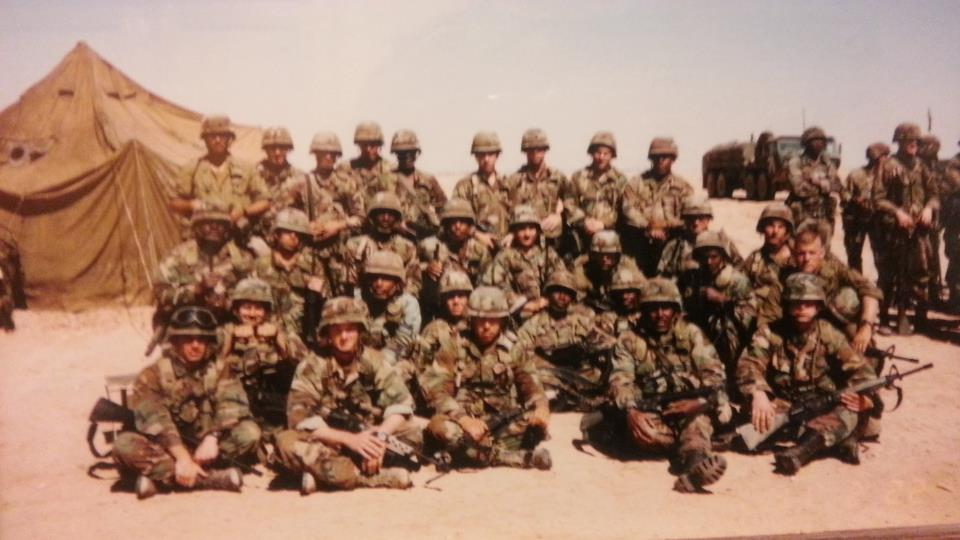 1/10 BUST Resin Figure Model Kit US Soldier 101st Airborne