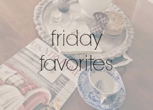 #FridayFavourites #FridayFavorites