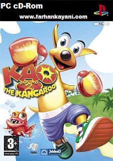Kao The kangaroo Round 2 Cover art