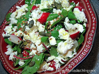 crumbled-feta-with-greems-and-radish