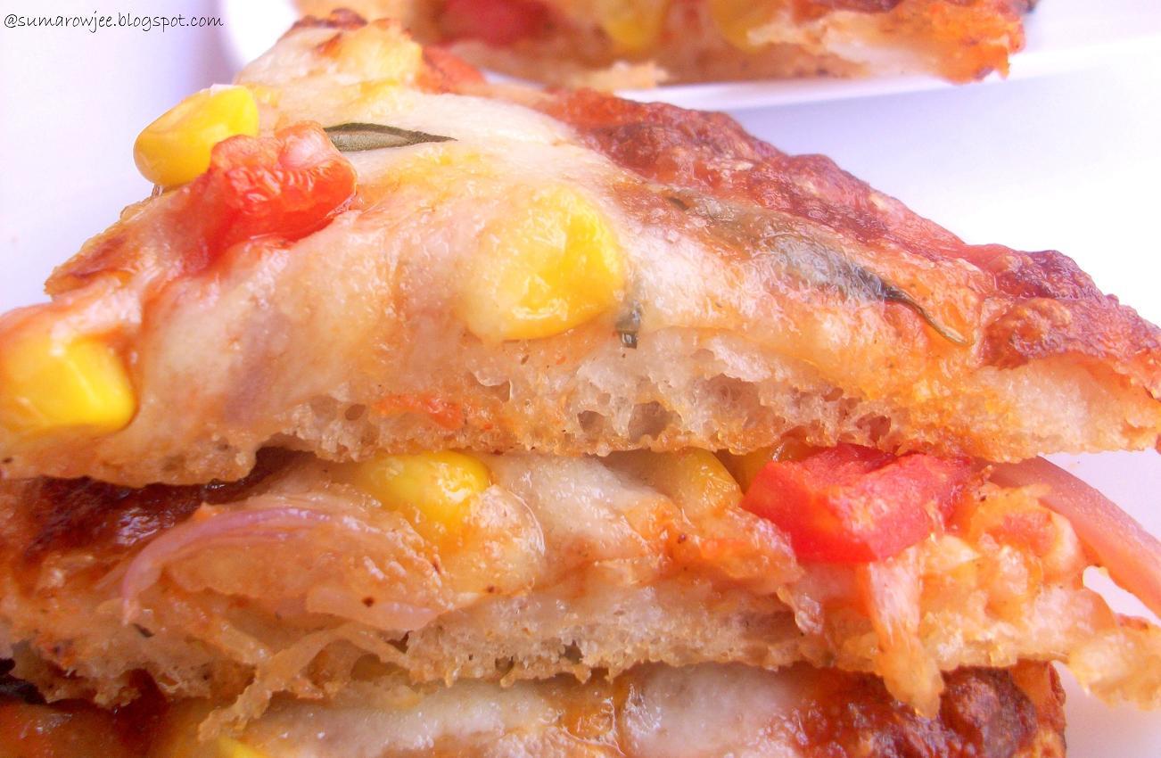 Cakes & More: Peter Reinhart's Napoletana Pizza Dough