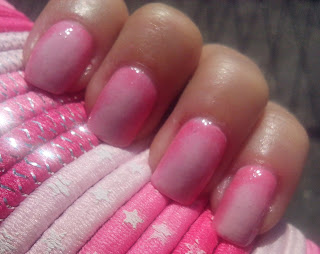 OMD-challenge-day-one-pink-china-glaze-something-sweet-catrice-princess-for-a-day-sponge