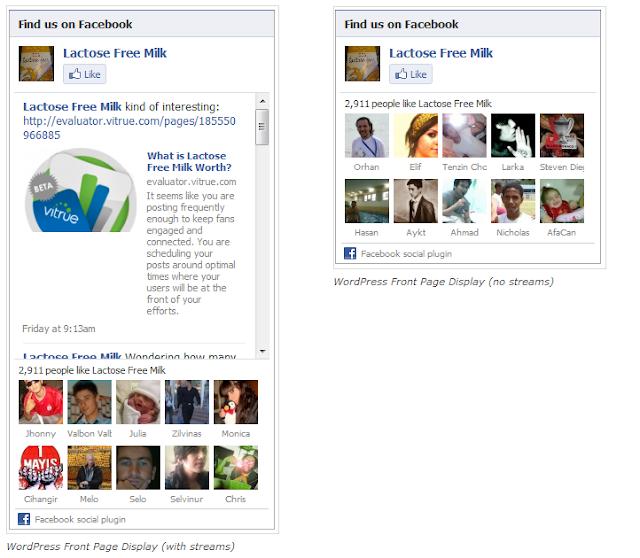 Hướng dẫn cách chèn Like Fanpage Facebook vào website - Blogsspot