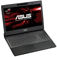 Asus G73SW drivers