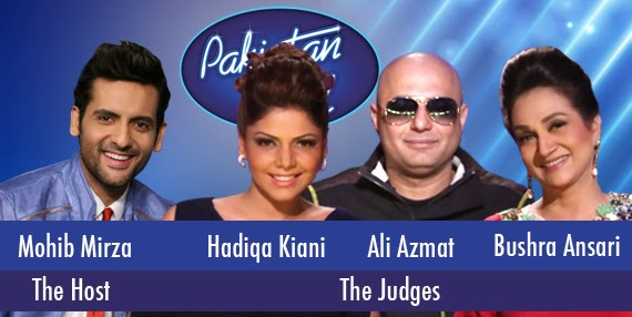 Pakistan Idol Grand Finale by Geo Entertainment 27th April 2014