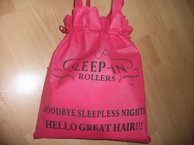 Sleep In Rollers, Velcro Sleep n Rollers, What Roller does Holly Wakeham Use, Amy Childs Hair, How to Use Velco Sleep In Rollers