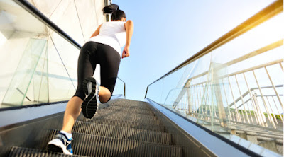 Calories Burned Climbing Stairs