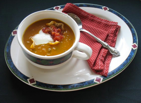 Hot Soups and Stews