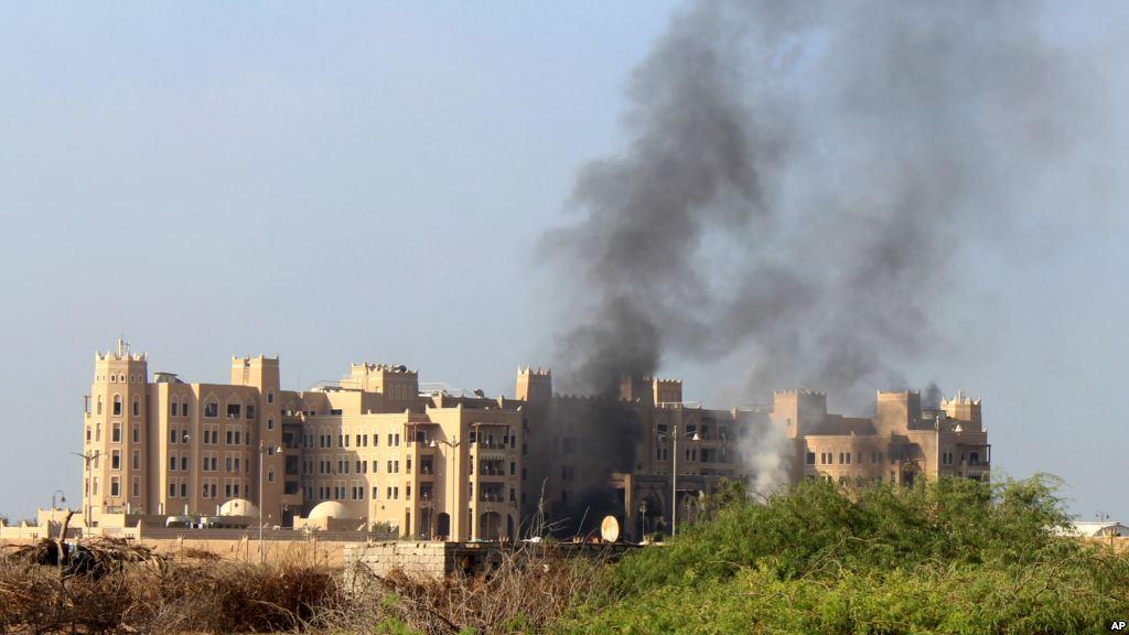 Daulah Khawarij (IS/ISIS) Bom Markas Koalisi di Yaman