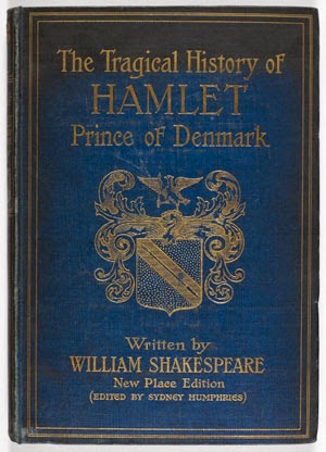 an analysis of the prince of denmark in hamlet a play by william shakespeare Hamlet analysis: rosencrantz and guildenstern essay william shakespeare's hamlet is one of the most tragic plays ever written the tragedy by william shakespeare, hamlet, the prince of denmark withholds a great internal conflict throughout the play.