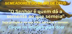 CONTRIBUA COM O REINO DE DEUS...
