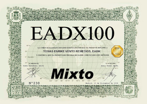 Diploma EADX100 MIXTO