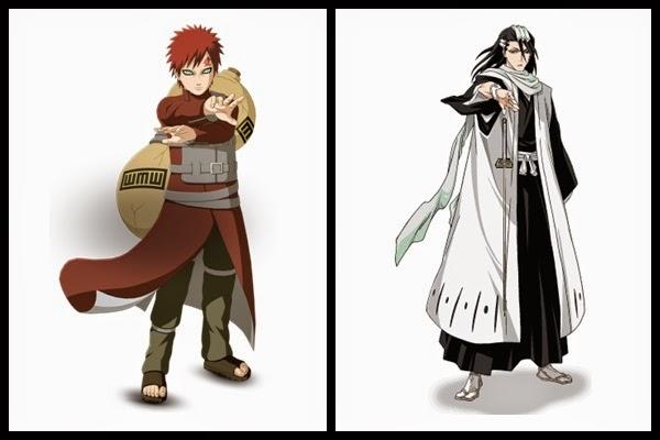 Ane Merasa Tokoh Karakter Dalam Anime Ini Saling Identik Satu Sama
