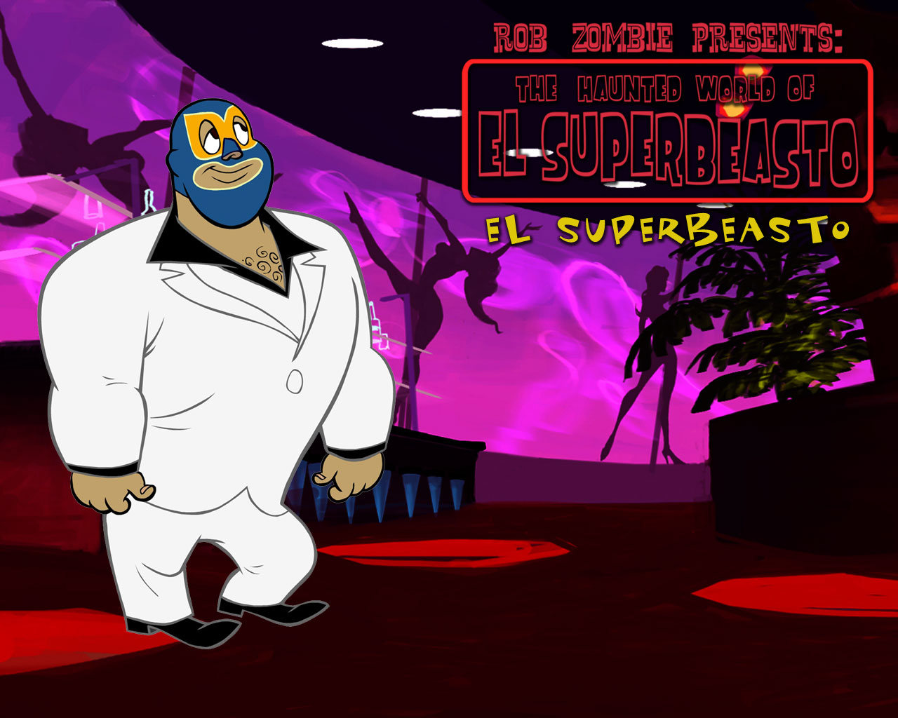 Cinematografia patologica: the haunted world of el superbeasto 2009
