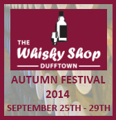 Whisky Shop Dufftown Autumn Whisky Festival
