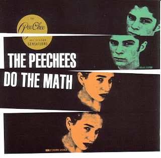 The Peechees - Do The Math - 1996