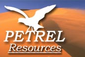 Petrel Resources Logo