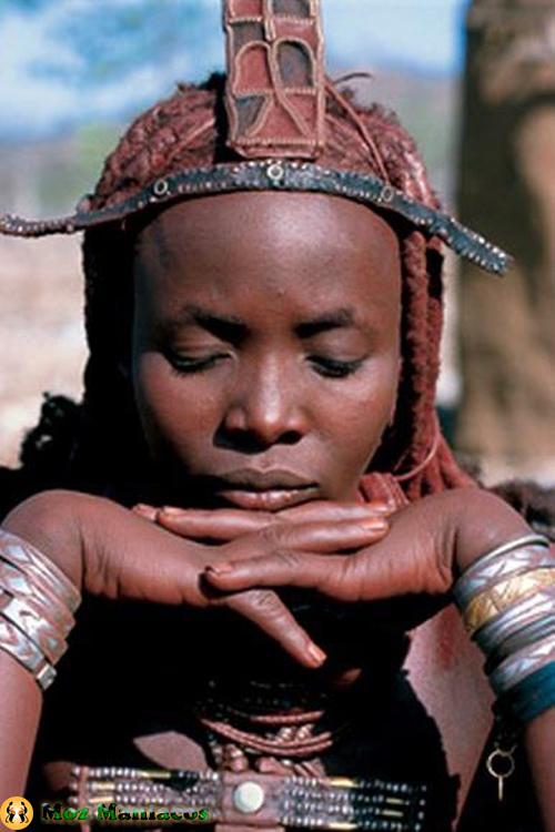 Mulher Himba