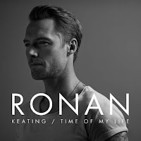 Portada del nuevo disco de Ronan Keating Time of my life