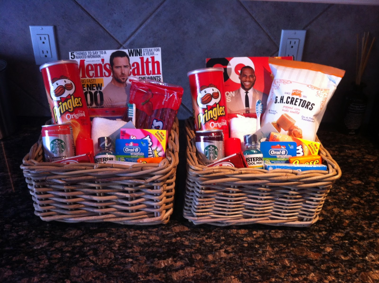 New Home Buyer Gift Baskets