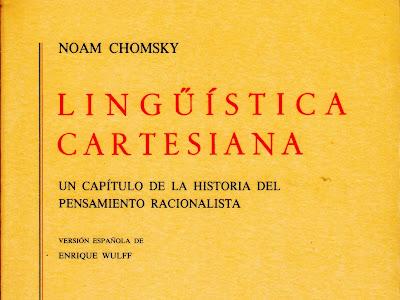 Lingüística Cartesiana