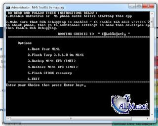 Toolkit V4 Multifungsi untuk Mi4i