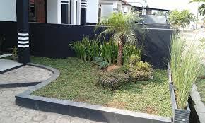 cara membuat sendiri taman rumah