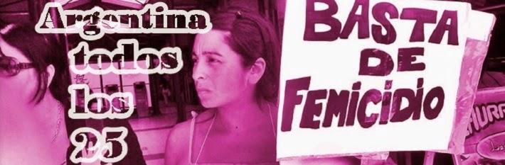 Violencia de Genero # Argentina