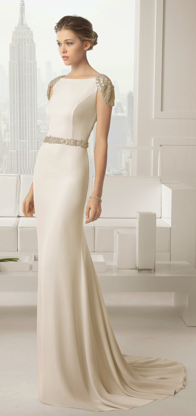 Two In One Wedding Gown 94 Elegant Rosa Clara Bridal Collection