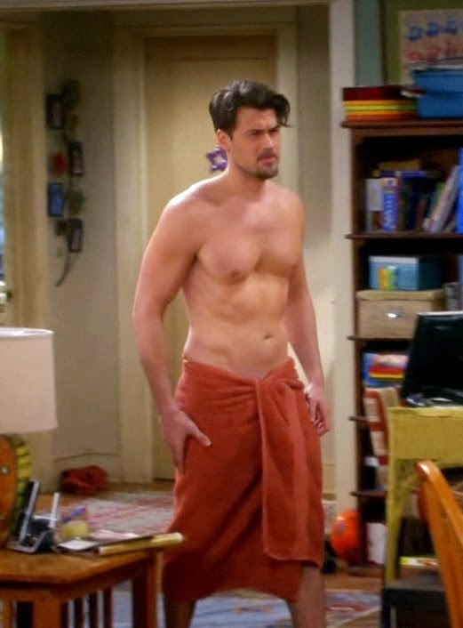 Nick Zano naked