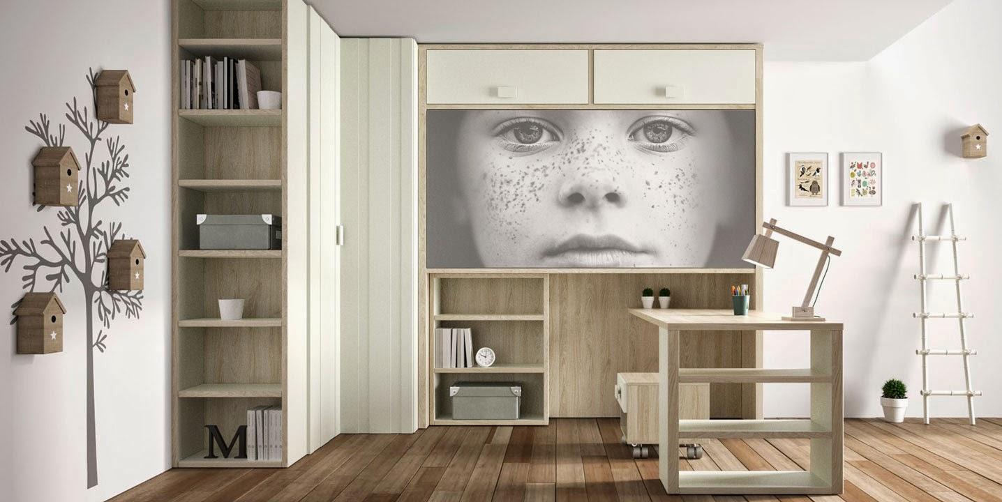 Dormitorios Infantiles Y Juveniles Para Ni As Ni Os Y Jovenes De 6  ~ Habitaciones Juveniles De Madera