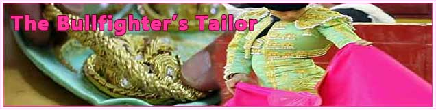 bullfigher tailor