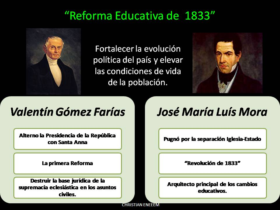 ENEEEM EDUCACIN EN EL DESARROLLO HISTRICO DE MXICO