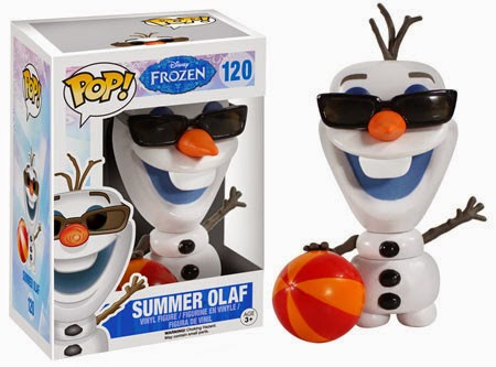 Funko Pop! Summer Olaf