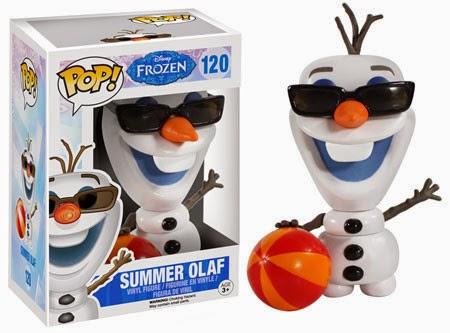 Funko Pop! Summer Olaf