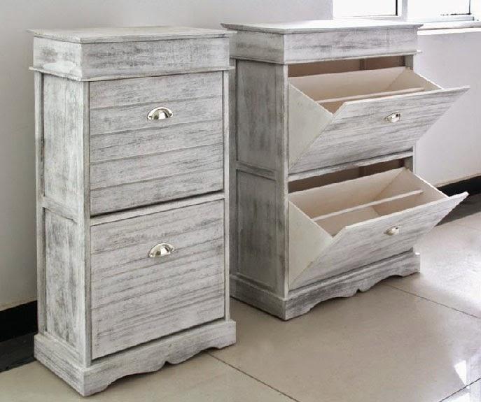 La web de la decoracion y el mueble en la red muebles for Mueble zapatero de pino