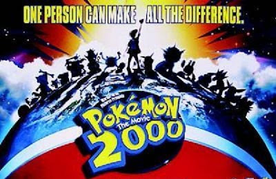 Pokemon The movie 2000 : The power of one