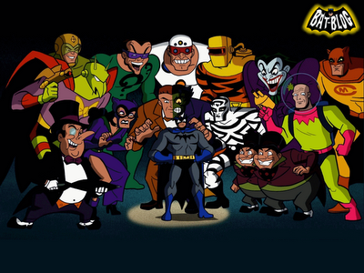 Batman: The Brave and the Bold Cartoon Network