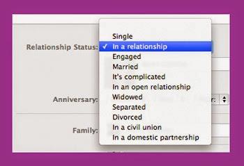 Widowed relationship